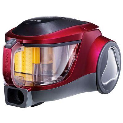 Пылесос LG V-K76102HU бордовый