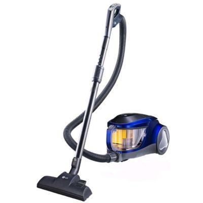 Пылесос LG V-K76104H синий