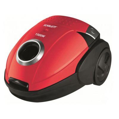 Пылесос Scarlett SC-080 красный