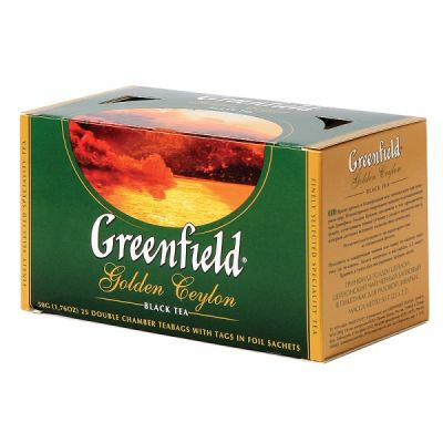 ��� Greenfield Golden Ceylon (� ���������, 25�2�, ������) 0352-15