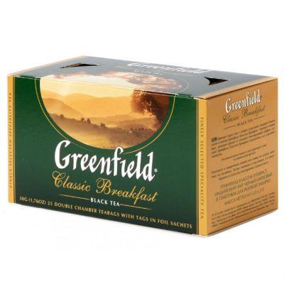 ��� Greenfield Classic Breakfast (� ���������, 25�2�, ������) 0354-15