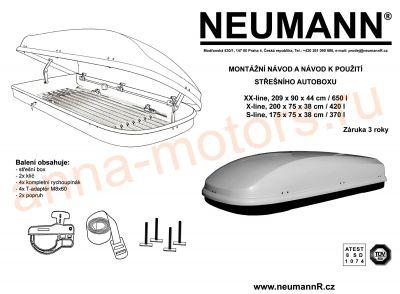 �������� Neumann S-line 370� 175x75x38 (������ �������) ST 02-00075