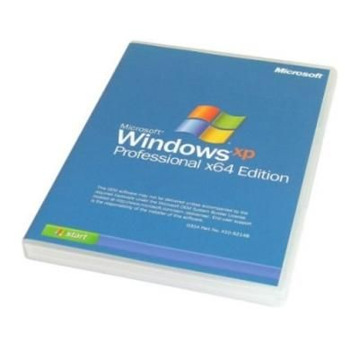 Microsoft Windows xp Pro x64 Ed SP2c English Single package dsp oei <span style=&quot;color: red; font-weight: bol ZAT-00124