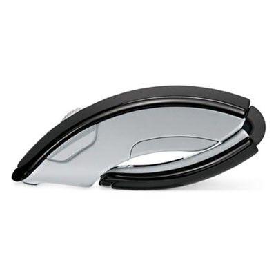 Мышь беспроводная Microsoft Arc Mac/Win Black USB ZJA-00010