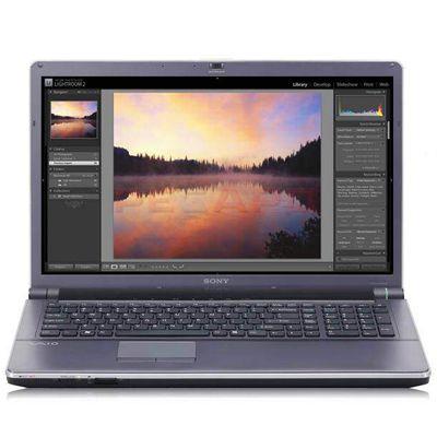 Ноутбук Sony VAIO VGN-AW21SR/B