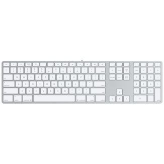 Клавиатура Apple Numeric Keypad MB110 MB110RS/B