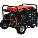Генератор DDE сварочный DPW200 однофазн. 4 кВт (210А, 60%, т/бак 25 л, 88 кг)