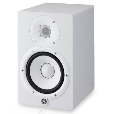 Студийный монитор Yamaha HS7 белый (активный) HS7W