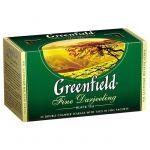 Чай Greenfield Fine Darjeeling (в пакетиках, 25х2г, черный) 0442-15