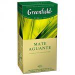 Чай Greenfield Mate Aguante (в пакетиках, 25х1,5г, травяной) 0431-10