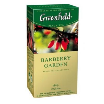 ��� Greenfield Barberry Garden (� ���������, 25�1,5�, ��������) 0710-10