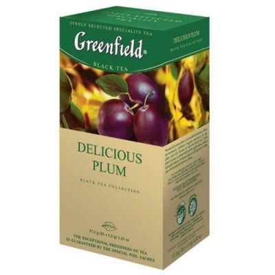 ��� Greenfield Delicious Plum (� ���������, 25�1,5�, ������) 1021-10