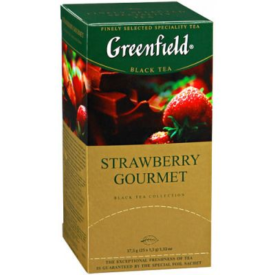 ��� Greenfield Strawberry Gourmet (� ���������, 25�1,5�, ������) 1025-10