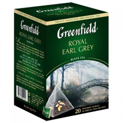 ��� Greenfield Royal Earl Grey (� ����������, 20�2�, ������) 0900-08