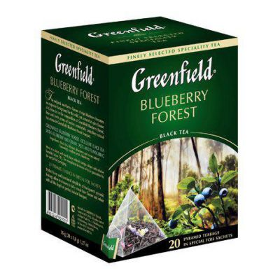 ��� Greenfield Blueberry Forest (� ����������, 20�1,8�, ������) 0902-08