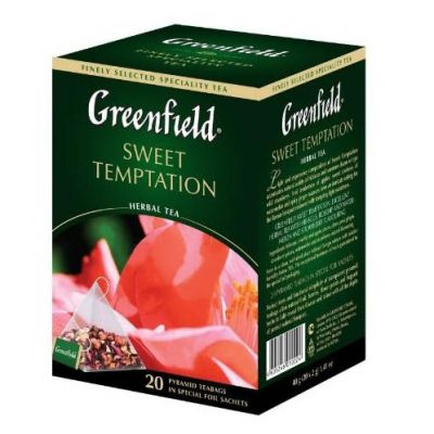 ��� Greenfield Sweet Temptation (� ����������, 20�2�, ��������) 1022-08