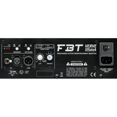 Сценический монитор FBT Verve 115MA (активный)