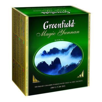 ��� Greenfield Magic Yunnan (� ���������, 100�2�, ������) 0838-10