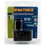 Аккумулятор Практика для ИНТЕРСКОЛ 12В, 1,5 Ач, NiCd, блистер 775-716