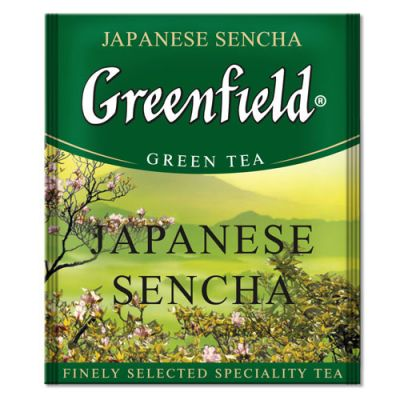��� Greenfield Japanese Sencha (� ���������, 100�2�, �������) 0845-10