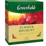 ��� Greenfield Summer Bouquet (� ���������, 100�2�, ��������) 0832-10