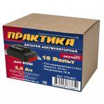 Аккумулятор Практика для BOSCH 18В, 3.0Ач, Li-ION, в коробке 773-651