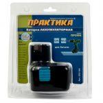 Аккумулятор Практика для HITACHI 14,4В, 1,5Ач, NiCd, блистер 032-164
