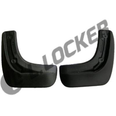 Брызговики L.Locker специальные Kia Ceed III Hatch 2012-> задние (комплект 2 шт.) LL 04-00115