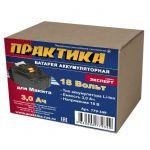 Аккумулятор Практика для MAKITA 18 В, 3.0Ач, Li-Ion, коробка 779-349
