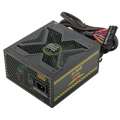 Блок питания Aerocool Strike-X 800 Army Edition 800W Retail