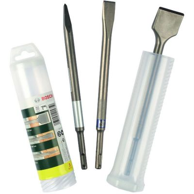 Bosch набор принадлежностей 3 предмета 2607019457