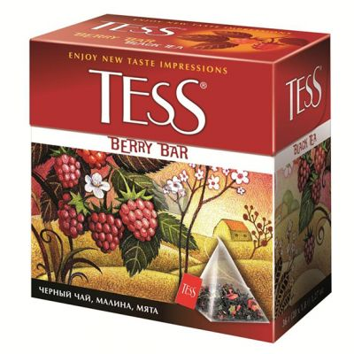 ��� TESS Berry Bar (� ����������, 20�1,8�, ������) 0785-12
