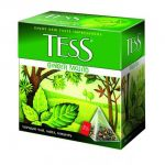 Чай TESS Ginger Mojito (в пирамидках, 20х1,8г, зеленый) 0788-12