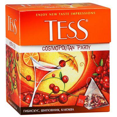 ��� TESS Cosmopolitan Party (� ����������, 20�2�, ��������) 1008-12
