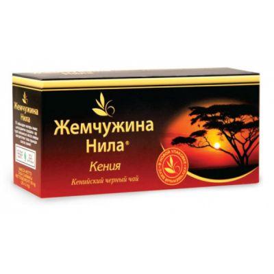 Чай Жемчужина Нила Кения (в пакетиках, 25х2г, черный) 0374-72