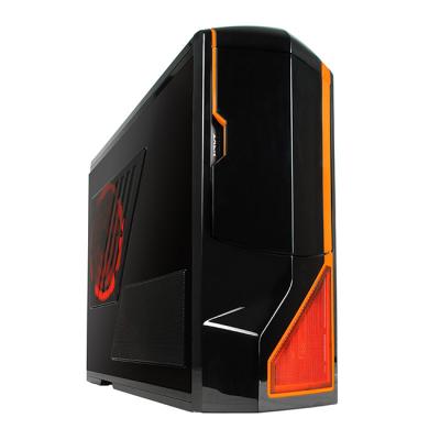Корпус NZXT Phantom Black/orange