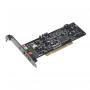 Звуковая карта ASUS PCI Xonar DG (C-Media CMI8786) 5.1 (2.0 digital S/PDIF out) 803504