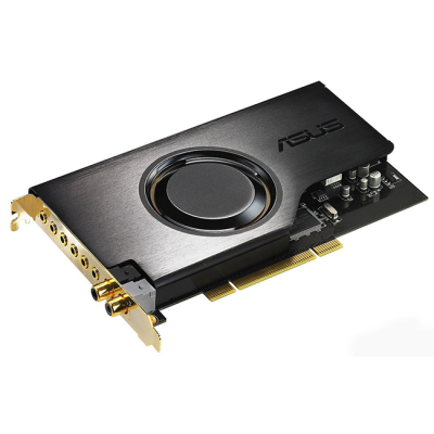 Звуковая карта ASUS PCI Xonar D2/PM (C-Media CMI8788) 7.1 (digital IN, MPU-401 IN, 5.1 digital S/PDIF out) 803503