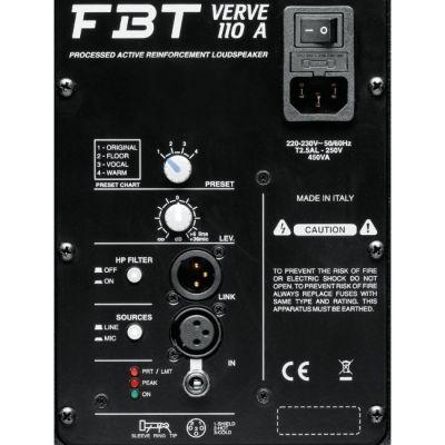 ������������ ������� FBT Verve 110A (��������)