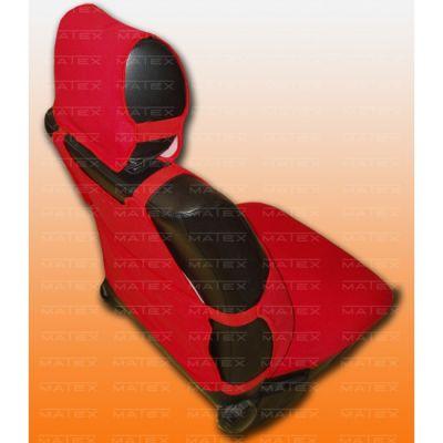 Чехол на сиденья автомобиля Matex (майка) универсальный на передние сиденья IP 04-00140