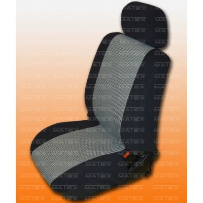 Чехол на сиденья автомобиля Matex универсальный, материал Велюр, размер A-1 ACC05-00094