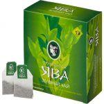 Чай Принцесса Ява Зеленый (в пакетиках, 100х2г, зеленый) 0880-18