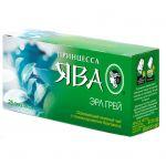 Чай Принцесса Ява Эрл Грей (в пакетиках, 25х1,5г, зеленый) 0440-72