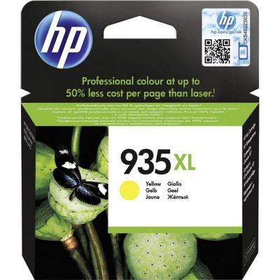 Картридж HP 935XL Yellow/Желтый (C2P26AE)