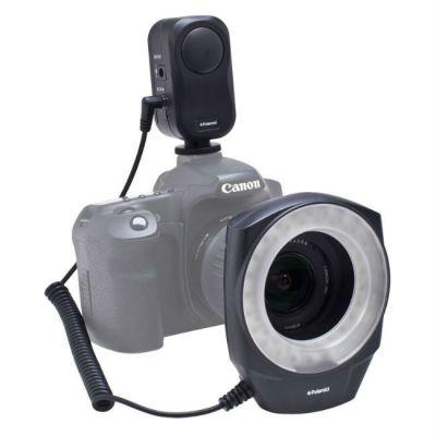 Фотовспышка Polaroid 48 LED PLMRL объективы 49/52/55/58/62/67мм