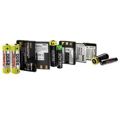 Hama Зарядное устройство H-81350 Delta Allround для любых Li-Ion фото/видео батарей и аккумуляторов AA/AAA 00081350