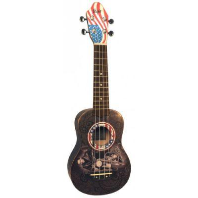 Акустическая гитара FLIGHT Elvis Presley® Vintage укулеле