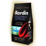 Кофе Jardin Colombia Supremo (250г, молотый, жареный, премиум сорт) 0580-15
