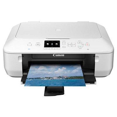 МФУ Canon pixma MG5640 white 9487B027