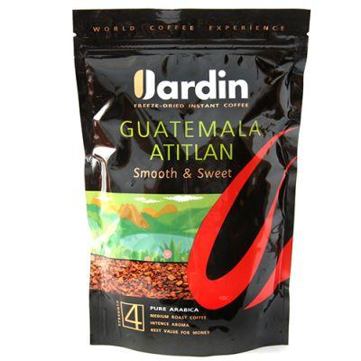 Кофе Jardin Guatemala Atitlan (150г, растворимый сублимированный, в стеклянной банке) 1016-14